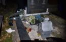 VANDALSKI ČIN Oskrnavljeno katoličko groblje kod Tuzle