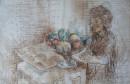 U Mostaru izložba Virgilija Nevjestića