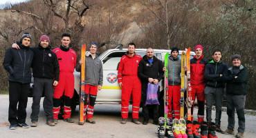 GSS Široki Brijeg zajedno s Zeničkim klubom zategnuo sajle za budući zip-line u kanjonu Borak