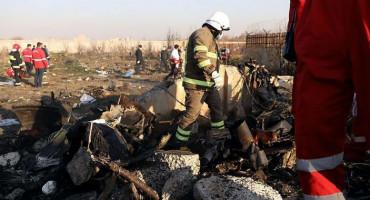 Iran negira da je srušio ukrajinski avion