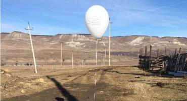 NOVOGODIŠNJE ŽELJE Balon s helijem preletio je više od2.500 kilometaraiz Austrije doletio do Rusije