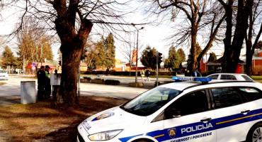Prošao kroz crveno u Bjelovaru i pokosio tri djevojčice