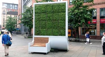 Londonska nova umjetna stabla gutaju jednako zagađenje kao i 275 redovnih stabala