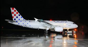 Croatia Airlines s letovima počinje 11. svibnja, zračne luke u BiH ostaju zatvorene do 1. lipnja