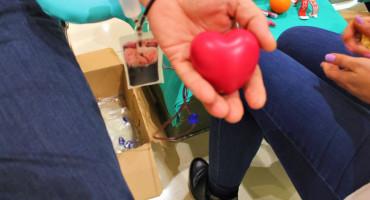 Djelatnici HT ERONET-a darivali krv u Mepas Mallu