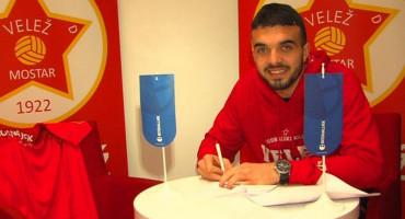 ROĐENI DOVELI IGRAČA FK KABEL Faruk Bihorac potpisao za Velež