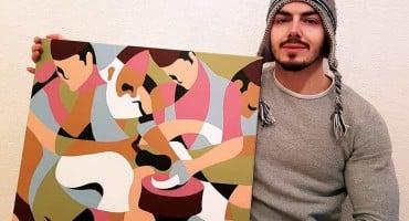 TRAŽITE ORGINALAN POKLON Kreativni Mostarac Mirza Dugalić oduševljava svojim radovima