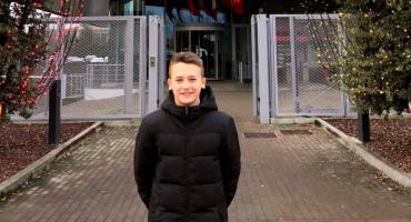 DINO BEGANOVIĆ Petnaestogodišnjak postao novi vozač Ferrarijeve akademije