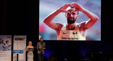 Amel Tuka i Larisa Cerić sportaši godine u izboru Sportskog saveza BiH