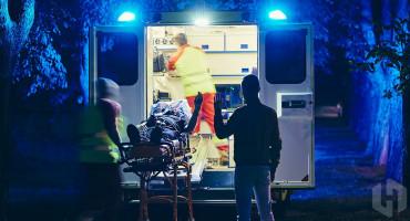 TUČNJAVA U MOSTARU Nakon uboda nožem jedna osoba završila u bolnici