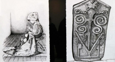 MOSTAR Izložba radova s Napretkovog tečaja crtanja i dizajna