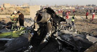 Iran priznao obaranje ukrajinskog zrakoplova