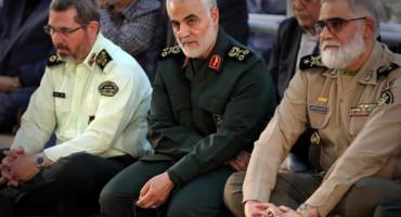 UBIJENI IRANSKI GENERAL RATOVAO U BIH Gdje god muslimanima treba pomoć, ja sam tu