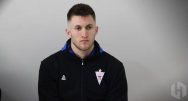 MATEO DREŽNJAK Jako sam sretan zbog poziva u seniorsku reprezentaciju Hrvatske
