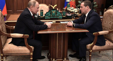 Kompletna ruska vlada dala ostavku nakon Putinovog govora!