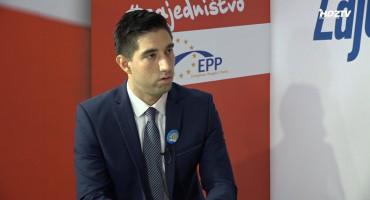 MARIO MIKULIĆ Predsjednik Mladeži HDZ-a BiH preuzeo mandat u Federalnom parlamentu