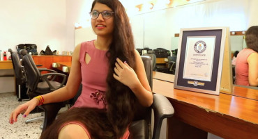 NIJE SE ŠIŠALA 11 GODINA Tinejdžerica s najdužom kosom na svijetu