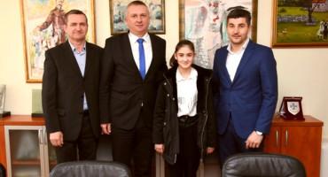 ČITLUK Mlada karatistica Patricija Prga odlazi na Europsko prvenstvo u Budimpešti