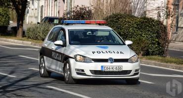 OBOLIO POLICAJAC Prvi slučaj u MUP-u ZHŽ