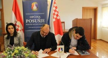 POTPISANI UGOVORI Općina Posušje stipendira 27 studenata