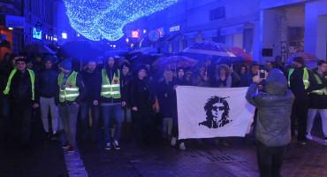 Točno 700 dana od prvog okupljanja obitelji Dragičević i građana