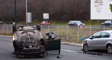 Objavljena snimka nesreće na parkingu u Mostaru