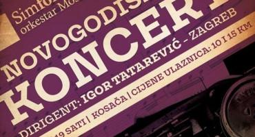 SPEKTAKL U KOSAČI Novogodišnji koncert Simfonijskog orkestra Mostar
