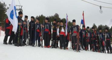 Održana prva Ski alka na padinama Čajuše