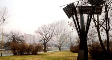 IZRADILA IH TVRTKA IZ POSUŠJA Zenica dobila prva solarna stabla