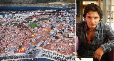 TROSTRUKO UBOJSTVO Objavljena rekonstrukcija masakra u Splitu