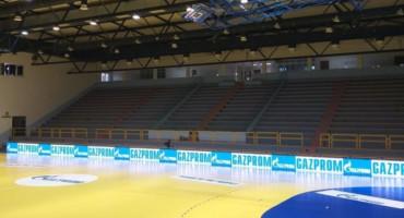 LJUBUŠKI Doček srebrnih rukometaša u Gradskoj sportskoj dvorani