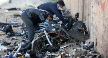 BOEING 737 Pronađene crne kutije ukrajinskog aviona