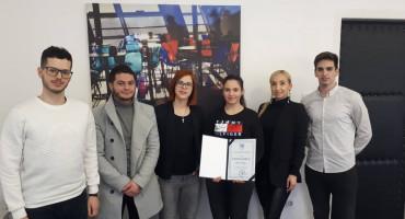 Vedran Raguž novi predsjednik Vijeća mladih grada Mostara