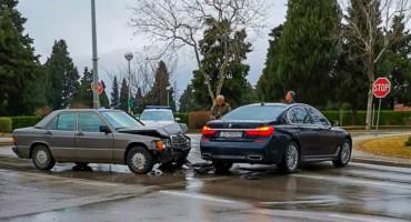 Zdravko Mamić u Čitluku doživio prometnu nesreću