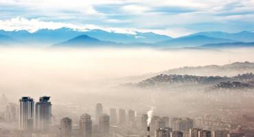 U BiH svake godine prerano umre oko 3.300 ljudi zbog zagađenja zraka