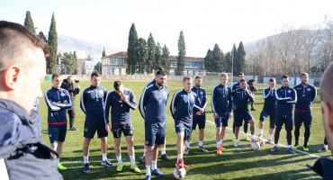Zrinjski predstavio kadar za nastavak sezone, Žižović na raspolaganju ima 27 igrača