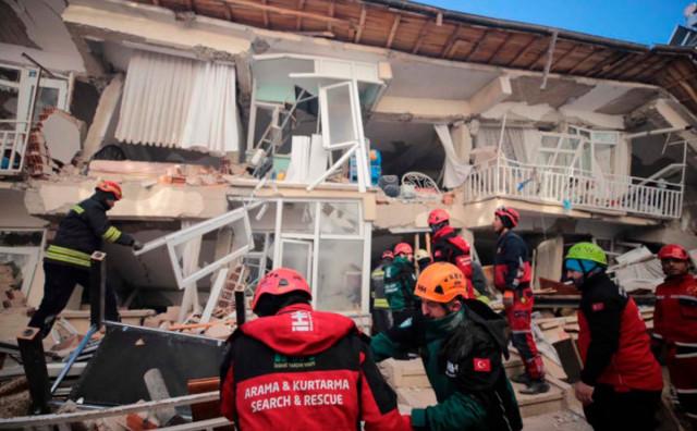 Dva nova potresa u tursko-iranskoj pograničnoj regiji i gradu Akhisar