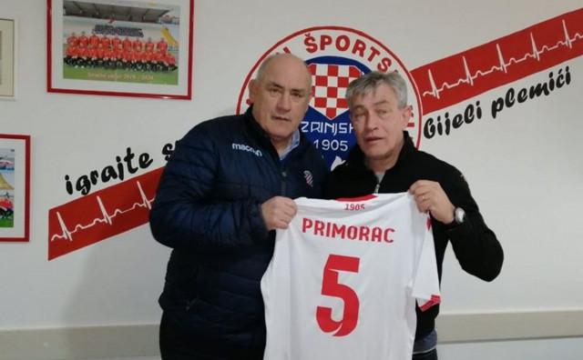 Boro Primorac posjetio Zrinjski