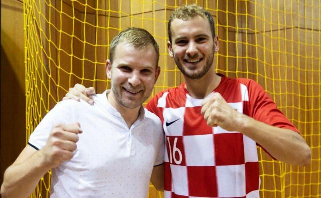 MOSTARCI U FUTSAL REPREZENTACIJI Mogu li braća Suton odvesti Hrvatsku na Svjetsko prvenstvo?