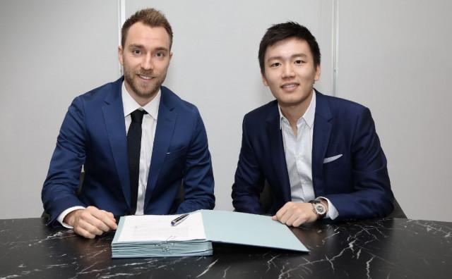Christian Eriksen potpisao ugovor s talijanskim Interom