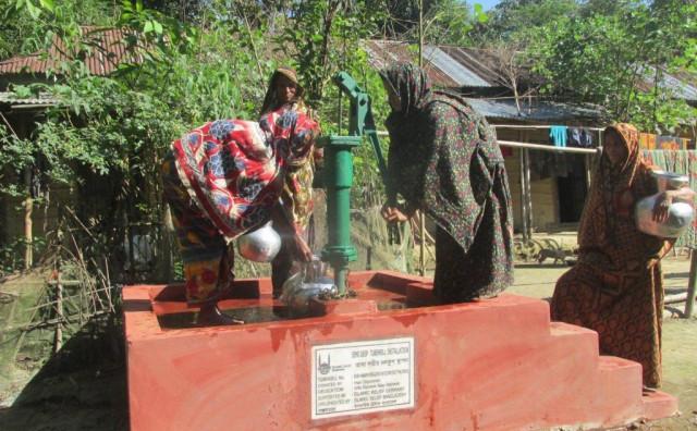 HUMANOST NA DJELU Fondacija Slipičević iz Mostara dovela pitku vodu selima u Bangladešu