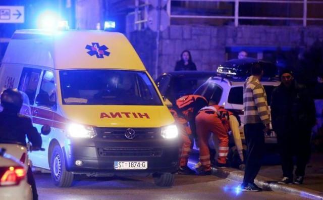 SPLIT Mladić i djevojka teško ozlijeđeni nakon pada sa zida