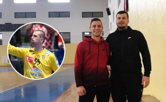 Dva mlada trenera preuzela omladinsku školu kluba Marina Šege