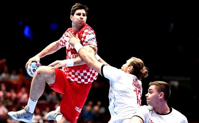 Hrvatska svladala Češku 22-21