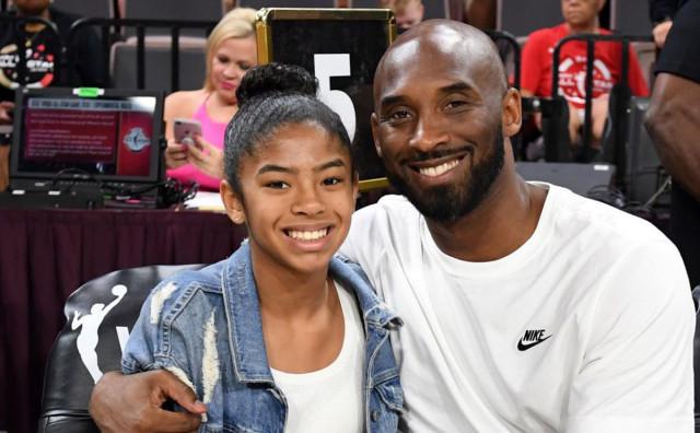DIRLJIV VIDEO OCA I KĆERI Kobe Bryant je talentiranoj djevojčici dijelio savjete
