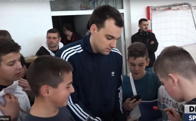 MARINO MARIĆ U CIMU Sport je najljepši životni put