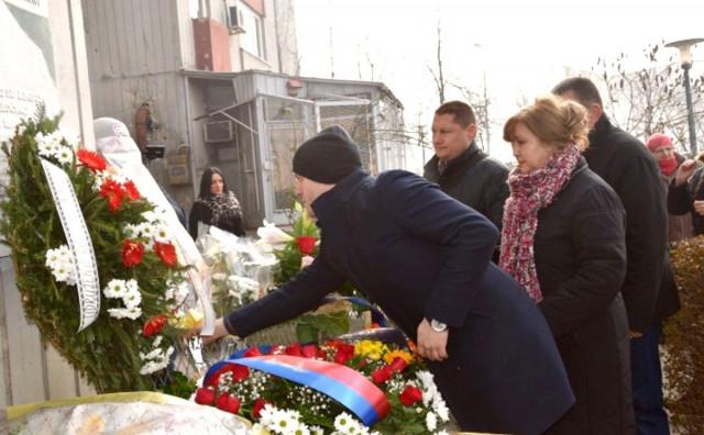 TUŽNO SJEĆANJE U SARAJEVU Prije 26 godina agresorske granate su na sanjkanju ubile šestoro djece