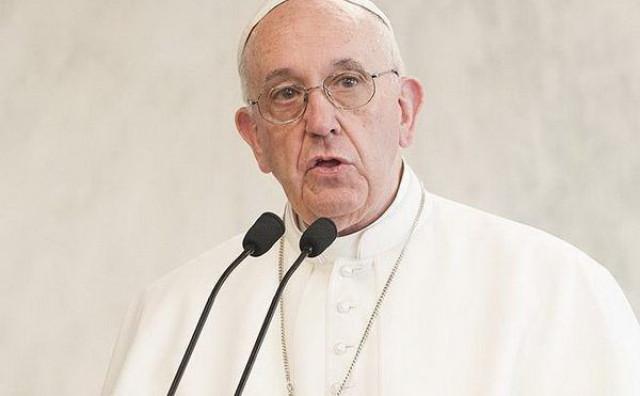 Papa Franjo izrazio zabrinutost zbog situacije na Bliskom istoku