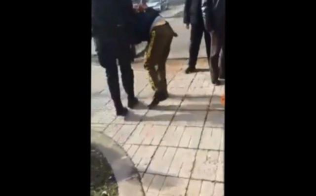 SARAJEVO Uhićen tijekom pljačke banke
