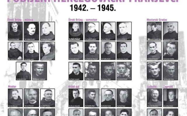 JUGOKOMUNISTIČKI ZLOČINI 75. obljetnica ubojstva 66 hercegovačkih franjevaca na Širokom Brijegu